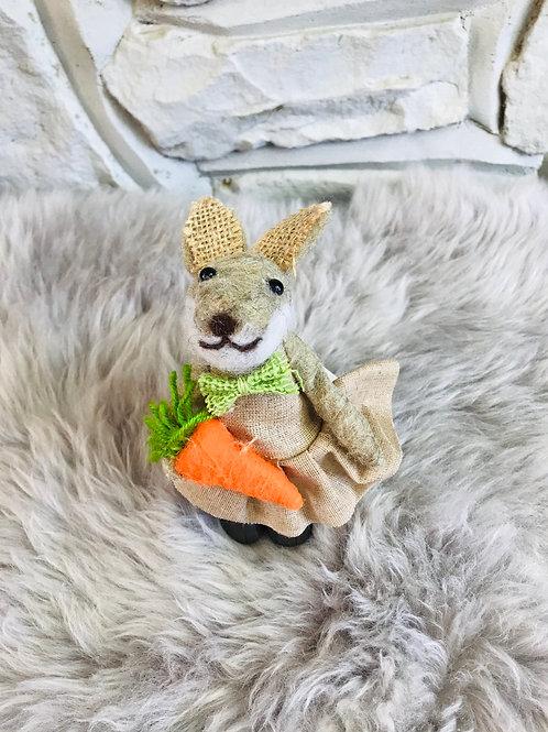 'Betsie' - Woollen Bunny