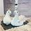 Thumbnail: Pair of Princess Swans