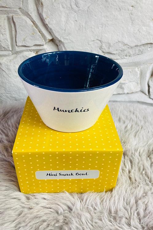 Munchies Snack Bowl