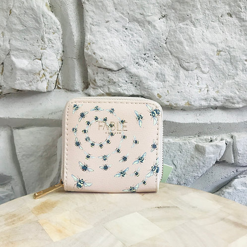 Small Vintage Bee Pattern Purse