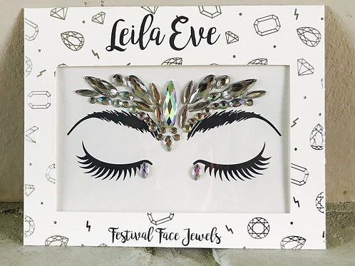 """""""Lucy"""" - Festival Face Jewels"""