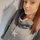 Thumbnail: Sparkling Stars Sweatshirt in Grey