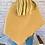 Thumbnail: Ribbed Star Poncho in Tan