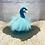 Thumbnail: Peacock Key Clip