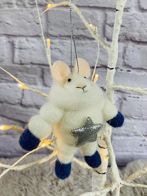 'Maverick' Spaceman Mouse