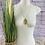 Thumbnail: Gold Leaf Pendant Necklace