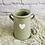 Thumbnail: Grey Vase with White Heart - Small