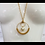 Thumbnail: Gold Chain Pearl Pendant Necklace