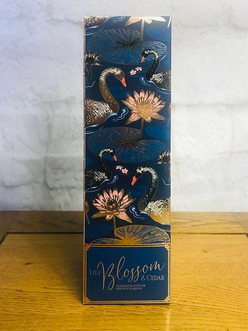 Swan Reed Diffuser - Blossom & Cedar
