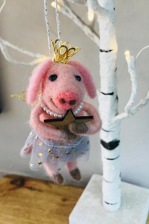 'Polly' Ballerina Pig