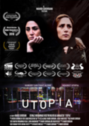 FINAL POSTER - Utopia- 12 festivals inon