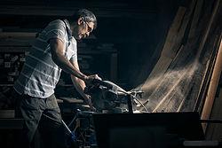 ambachtelijke meubelmaker