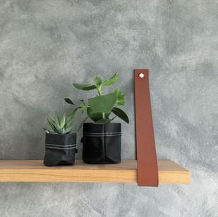 betonlook muur