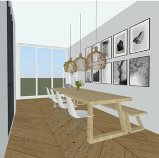 3d ontwerp huis