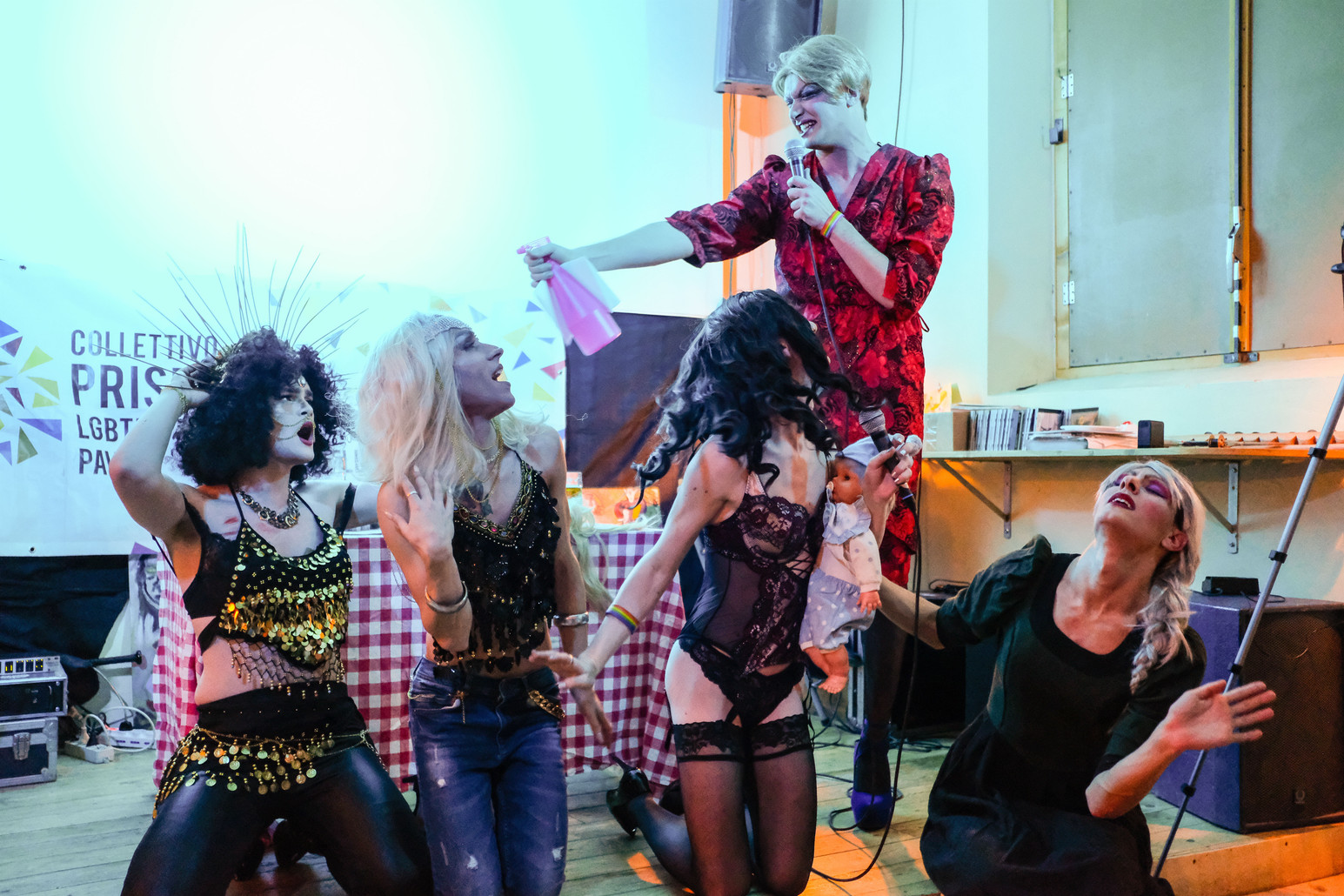 Drag Shows - Collettivo Prisma LGBT