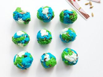 Earth Day seed bombs