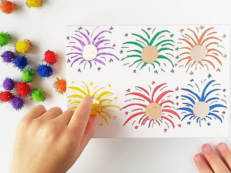 Activities to celebrate Bonfire Night at home
