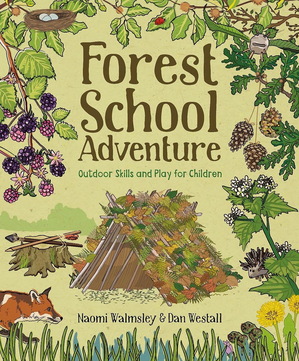 book - forest school adventure