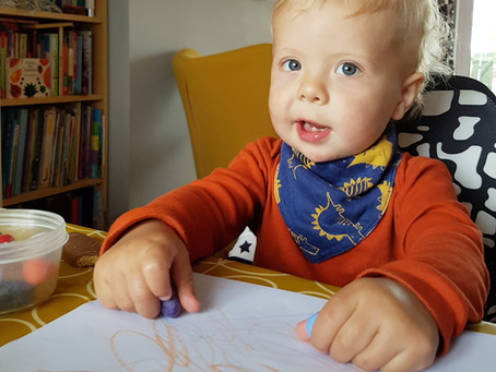 The benefits of getting creative with your kids