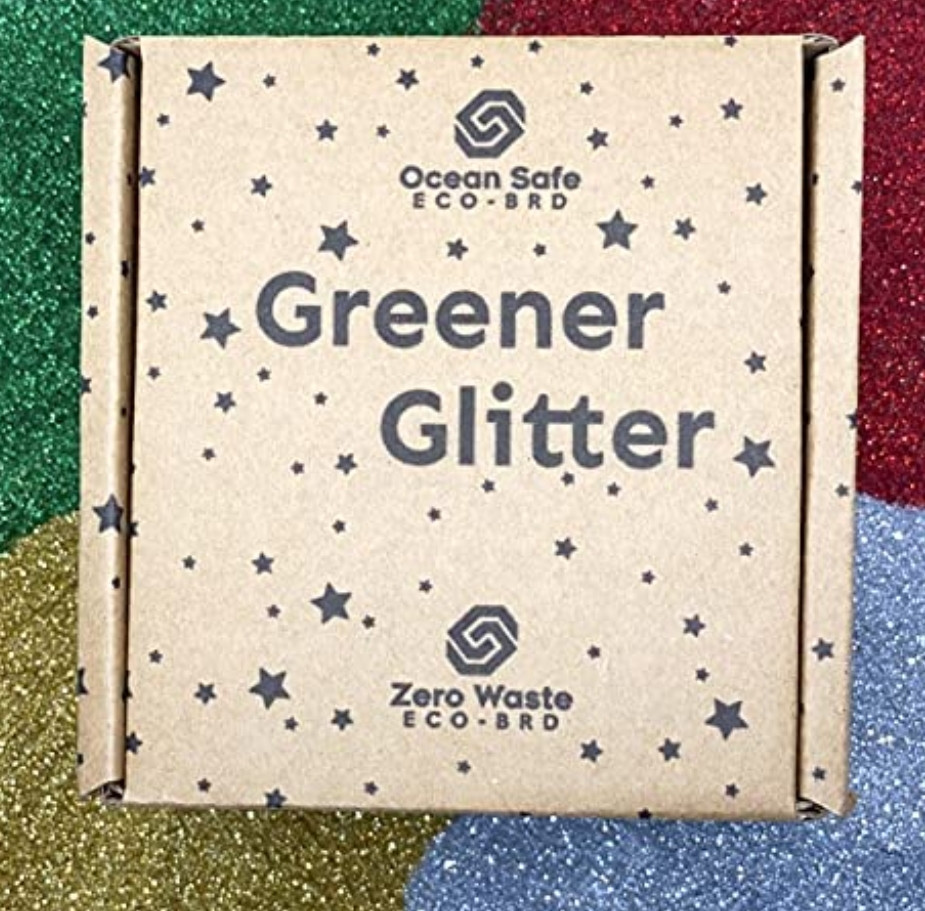 Green Glitter brand of eco glitter