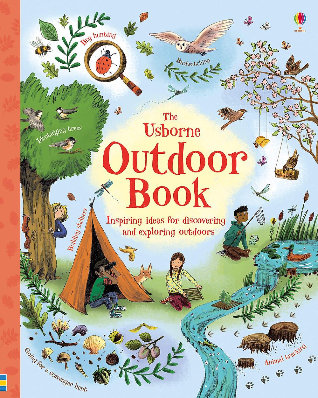 book - the usborne outdoor book