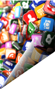 Gen Z uses Apps to communicate.