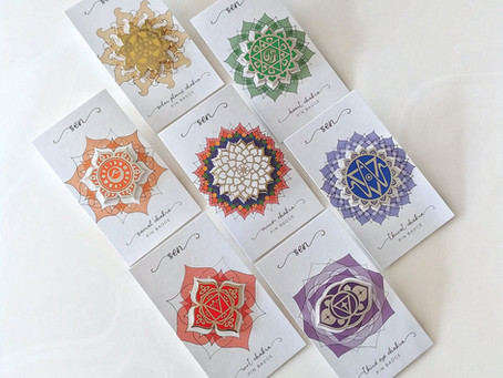 New Release: The Chakra Collection