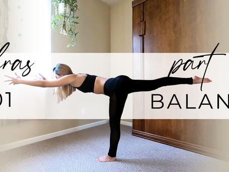 Chakras 101: Balance