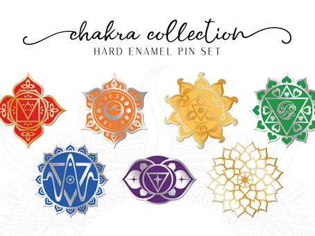 Project Announcement: The Chakra Collection
