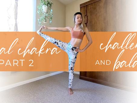Sacral Chakra: Challenges and Balance