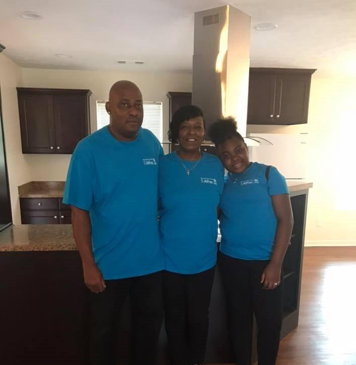 Melvin & Family