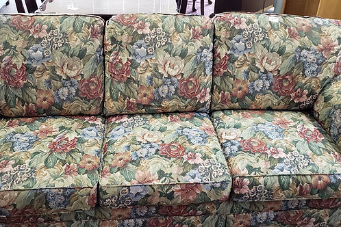Couch Floral Prints