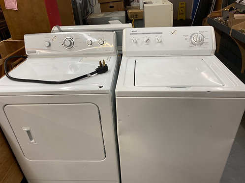 Washer & Dryer (Sold separately)