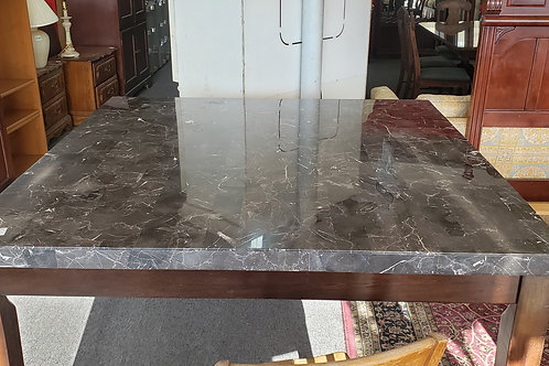 Granite Tall Table without chairs