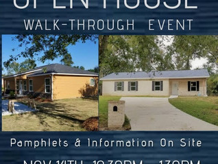 Have you ever been inside a Habitat for Humanity house?  Come find out about our affordable mortgage