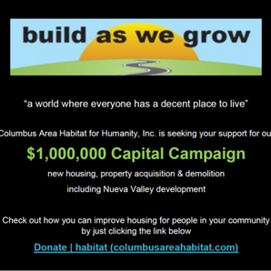 CAHFH CAPITAL CAMPAIGN