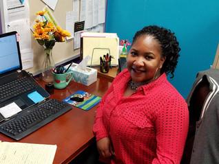 Meet Volunteer Coordinator Tanya Martin!
