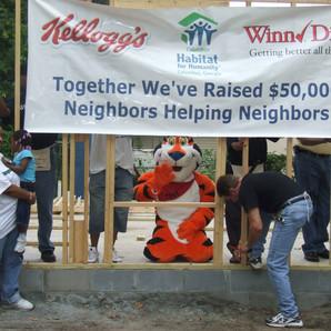 Kellog's and WinnDixie 2007