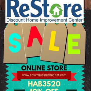 ReStore Online Shopping