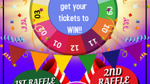 Don't Miss It!! Playhouse Raffle