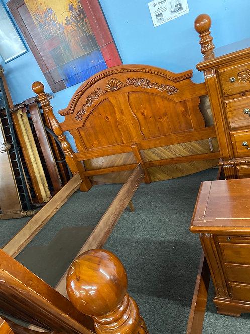 King size 5pc bedroom set