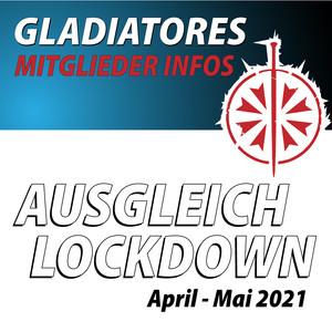 Corona Lockdown Ausgleich April - Mai 2020