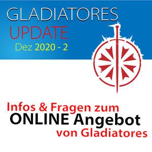Update Dezember 2020 Nr.2 - Online Termine Update & Fragen an euch!