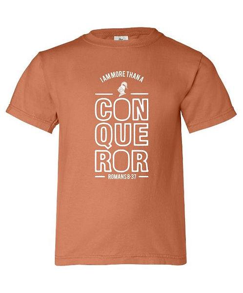CC31608 I Am More Than Youth Garment Dyed Ringspun T-Shirt