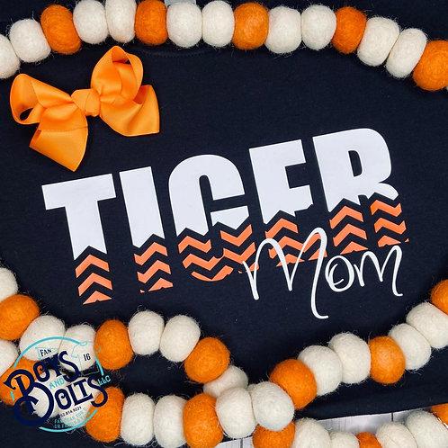 Tiger Mom Short Sleeve Tee