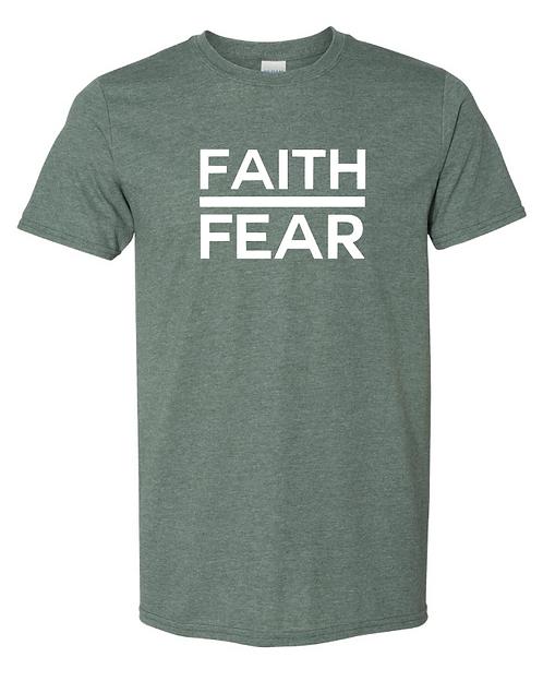 Men's Faith Over Fear T-Shirt