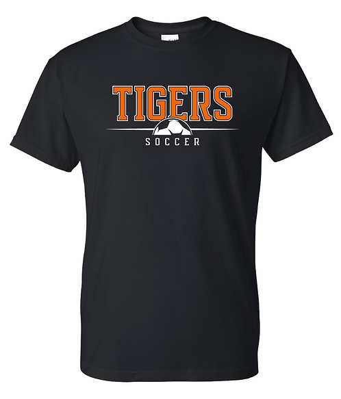 Tigers Soccer Tee
