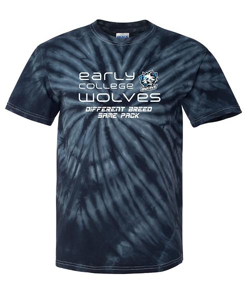 Dyenomite Cyclone PinWheel Short Sleeve T-Shirt