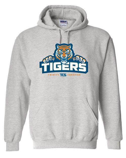 TCS Tiger Hoodie