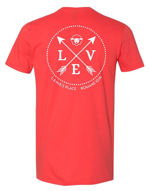 L.A.M.B.'s Place Infinity Love Tee